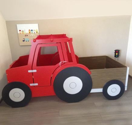 Kinderbett selber bauen traktor  Kinderbett Selber Bauen Traktor | afdecker.com