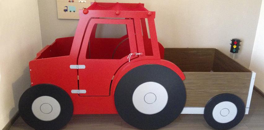 Kinderbett selber bauen traktor  Kinderbett Selber Bauen Traktor | andorwp.com
